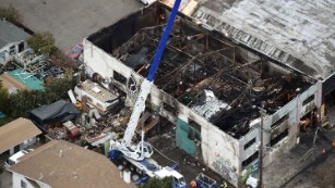 NEWS: Two Defendants in Oakland's Ghost Ship Fire Take Plea Deals, Avert Trial