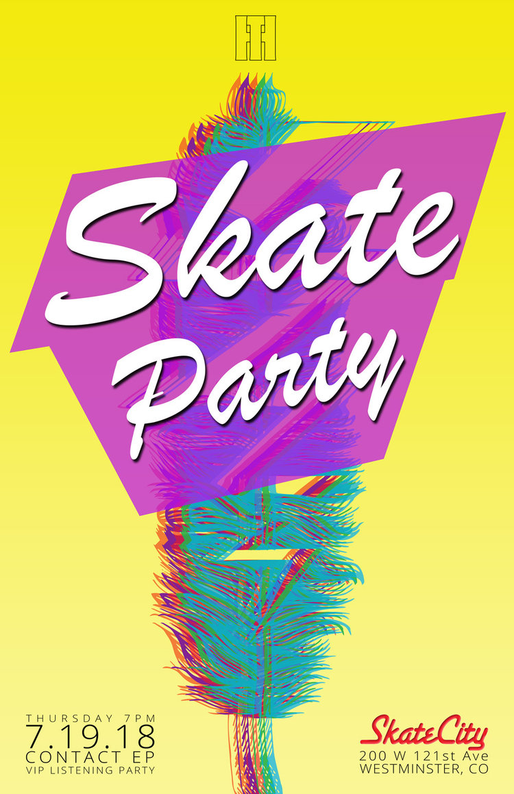 EVENTS: Dust Off Your Roller Skates Like it's 1999 – The Hollow is Hosting a VIP Listening Party at Skate City July 19th