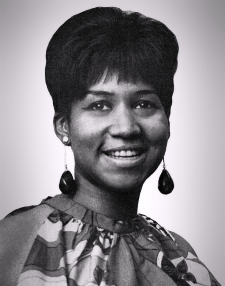 IN MEMORIAM: Respect always: Aretha Franklin