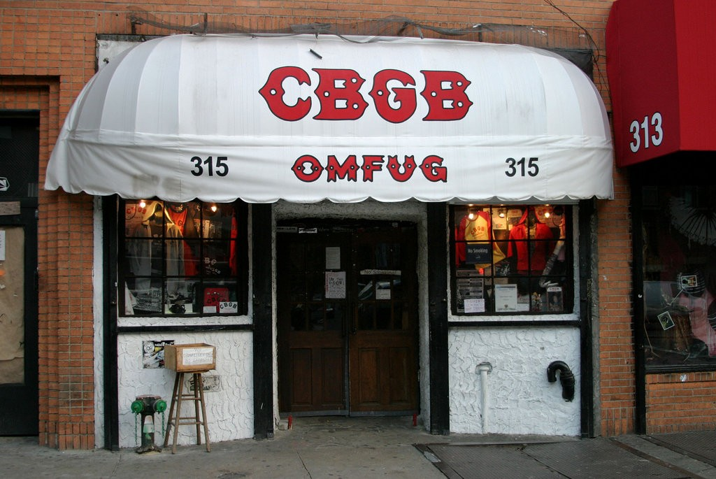 REPORTS: Target's CBGB Tribute Draws Backlash, Followed by an Apology