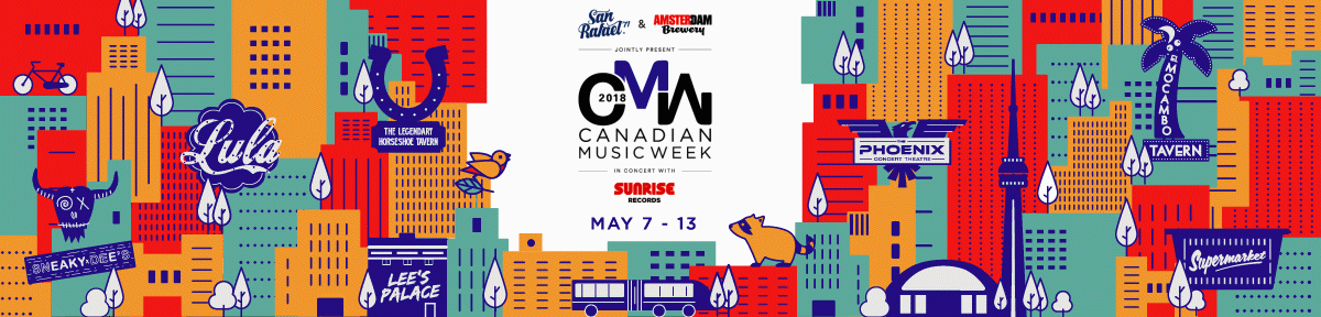 TALENT NEEDED: Canadian Music Week Showcase Application