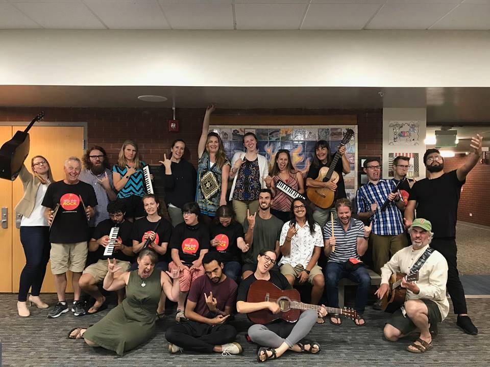 KUDOS: Little Kids Rock's Teacher Mary Claxton Trains 19 Teachers in Colorado