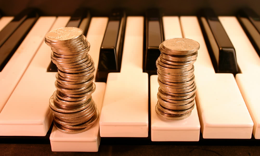 REPORTS: Musicians Only Made 12% of $43 Billion Earned by the Industry Last Year
