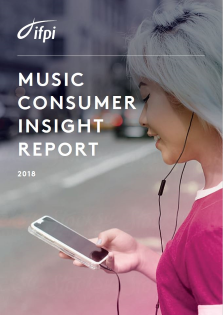 REPORTS: IFPI Releases 2018 Music Consumer Insight Report