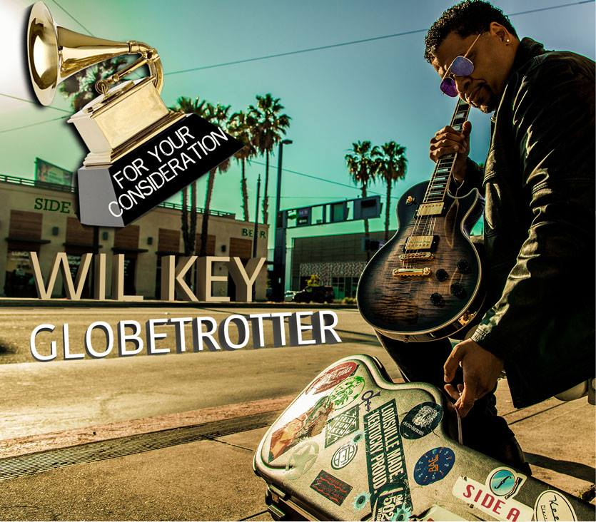 KUDOS: Wil Key on the Official Grammy Ballot for the First Round of Voting