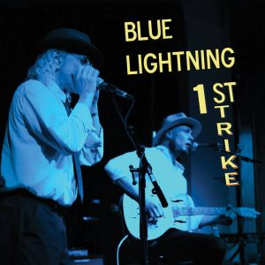 "KUDOS: ""Blue Lightning First Strike"" is Best Self-Produced CD Winner"