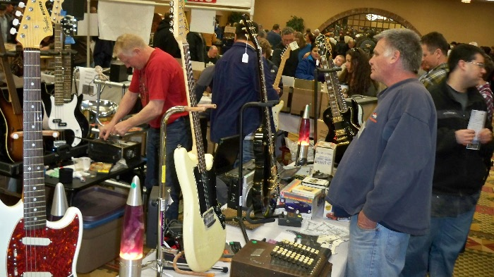 EVENTS: Vintage Voltage Expo to be Held Next Week on March 31, 2019