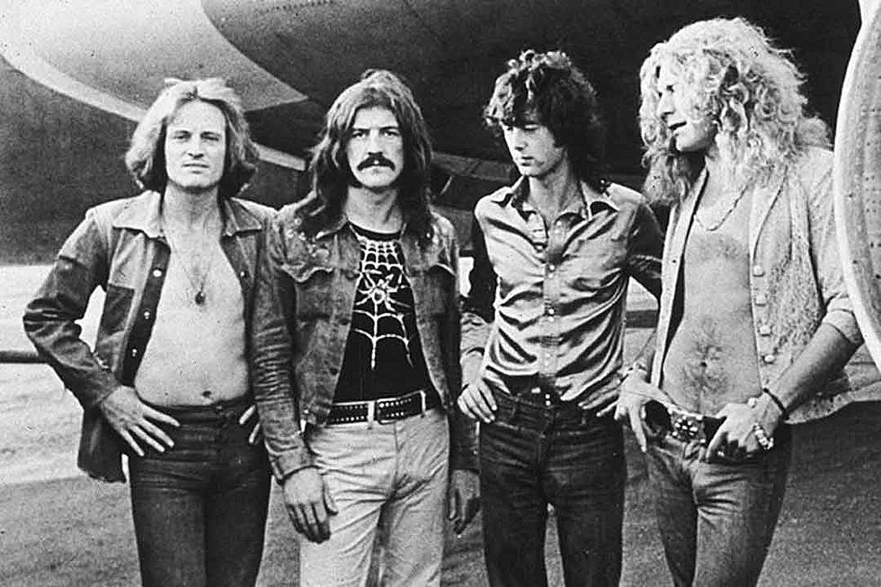 REPORTS: The Songs Remain Acclaimed: Led Zeppelin, 50 years On