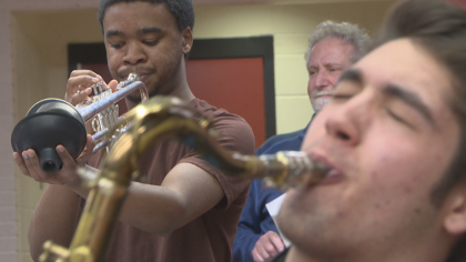 KUDOS: Denver High School Jazz Band Nominated (Again) As One Of The Best