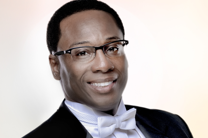 KUDOS: Grammys Educator Award: Jeffery Redding, West Orange High School, Orlando, Fla.