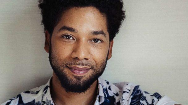 NEWS: 'Empire' Actor Jussie Smollett Returns to Stage for 1st Time Since Reported Attack