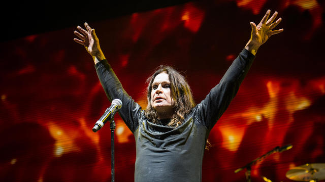THOUGHTS and PRAYERS: Ozzy Osbourne Hospitalized After Flu Complications