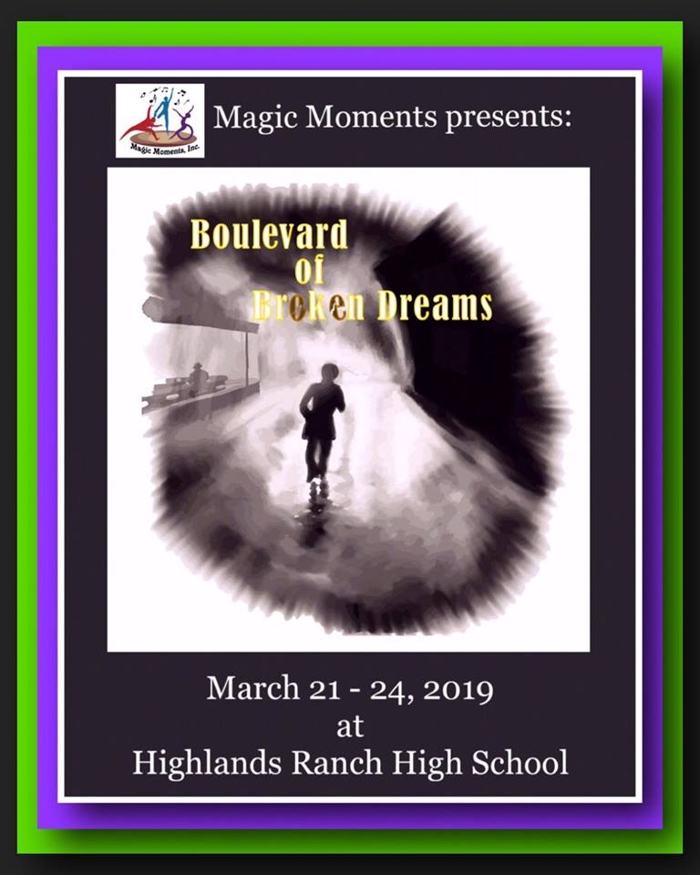 "EVENTS: Magic Moments Presents ""Boulevard of Broken Dreams"" During March"