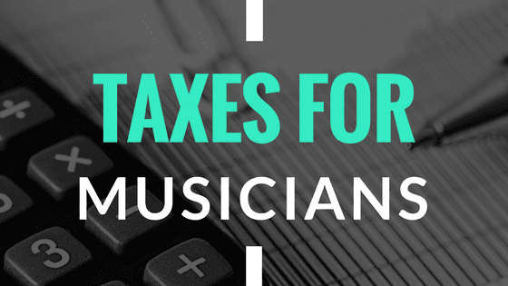 BUSINESS NEWS: Tips from an Accountant: The Best Way for Musicians to Do Their Taxes