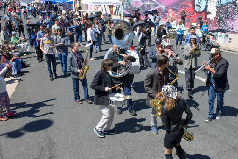 EVENTS: The Five Points Jazz Festival Returns This Saturday, May 18th