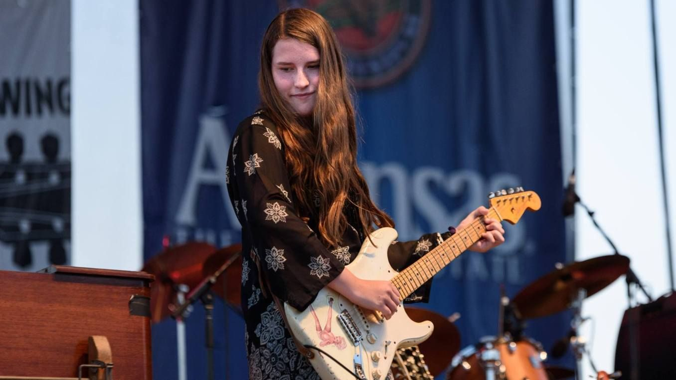 KUDOS: Grace-ful Blues: Young Fort Collins Teen Brings New Life to