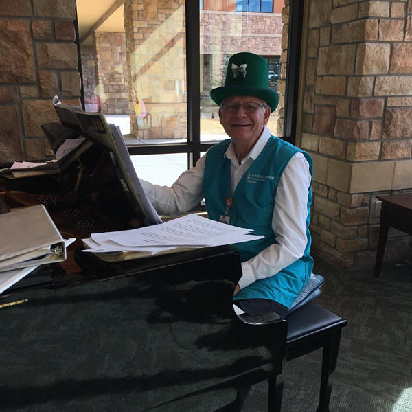 KUDOS: 7Everyday Hero Lifting the Spirits of Patients Through Piano After HE Has Stroke