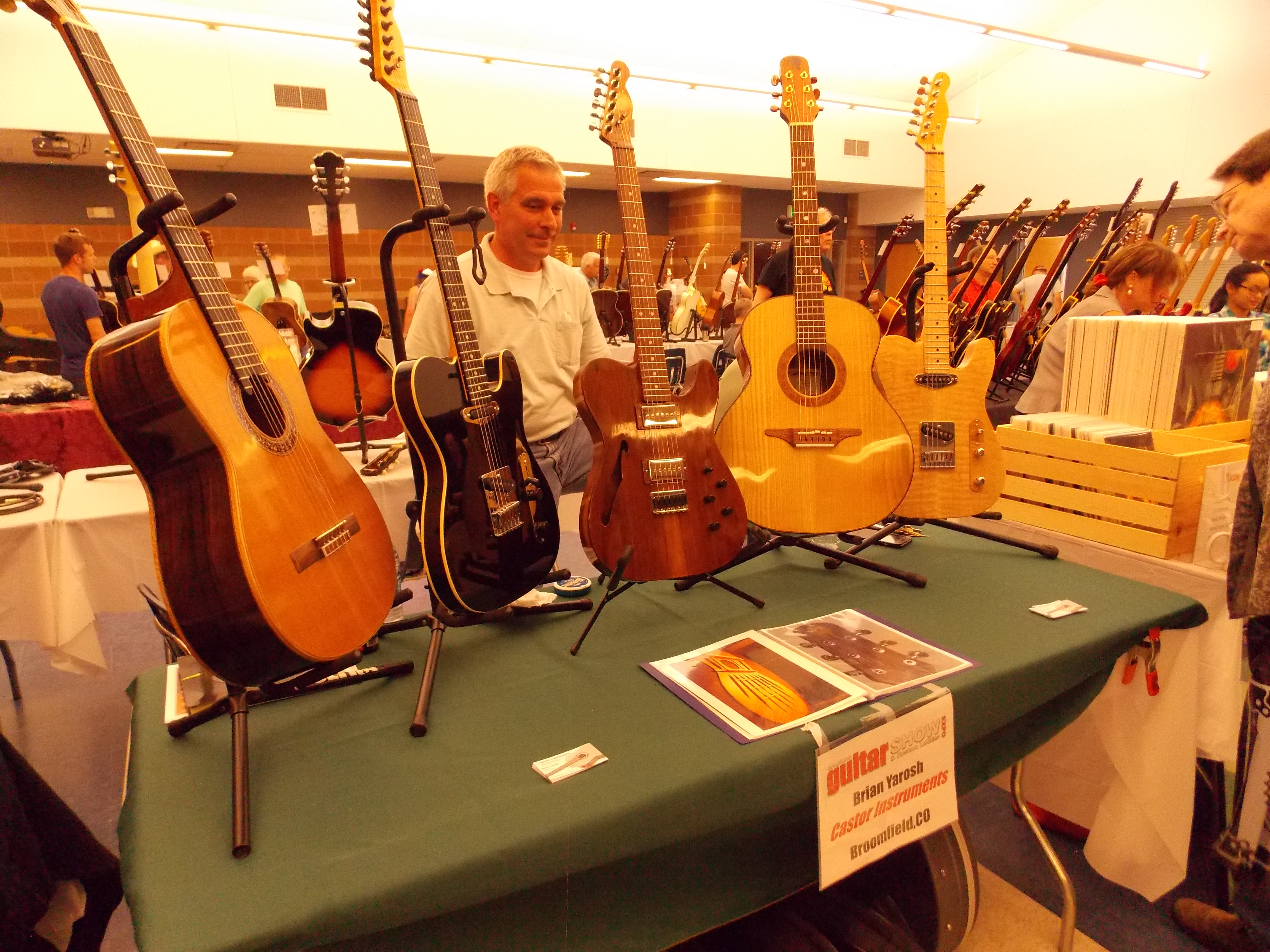 EVENTS: Colorado Guitar Show & Custom Luthier Expo THIS Saturday, June 29th – 10 to 4