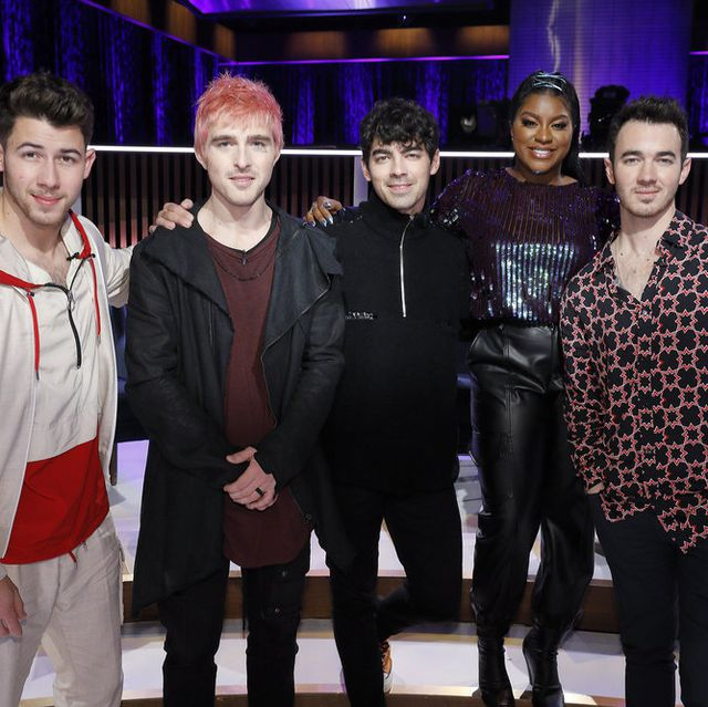 KUDOS: Jonas Brothers give recovering addict Able Heart his big break on 'Songland'