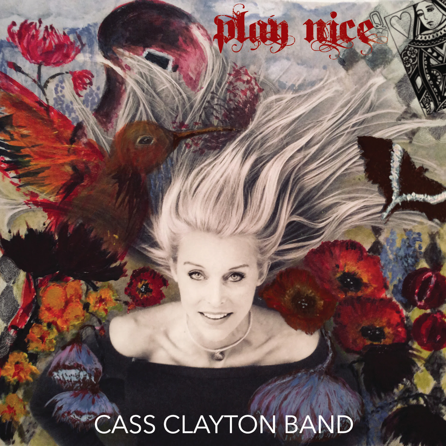 FEATURED MEMBERS: For July: Cass Clayton Band and Steve Glotzer