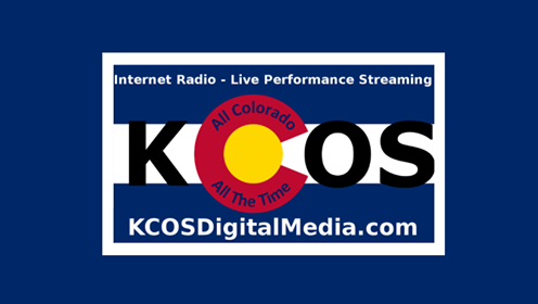 NEWS: KCOS Radio: Still Playing Colorado Bands and Solo Artists