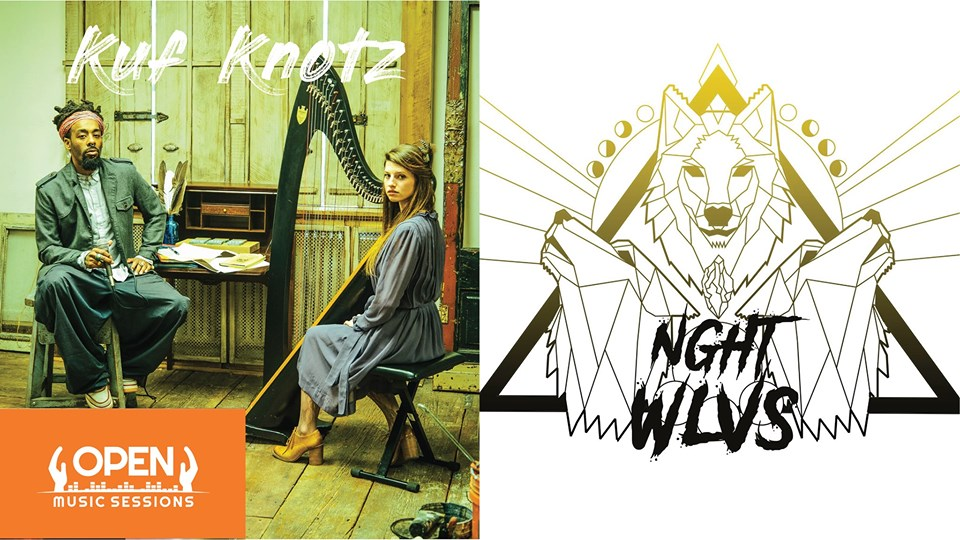 EVENTS: Open Music Sessions Featuring NGHT WLVS and Kuf Knotz