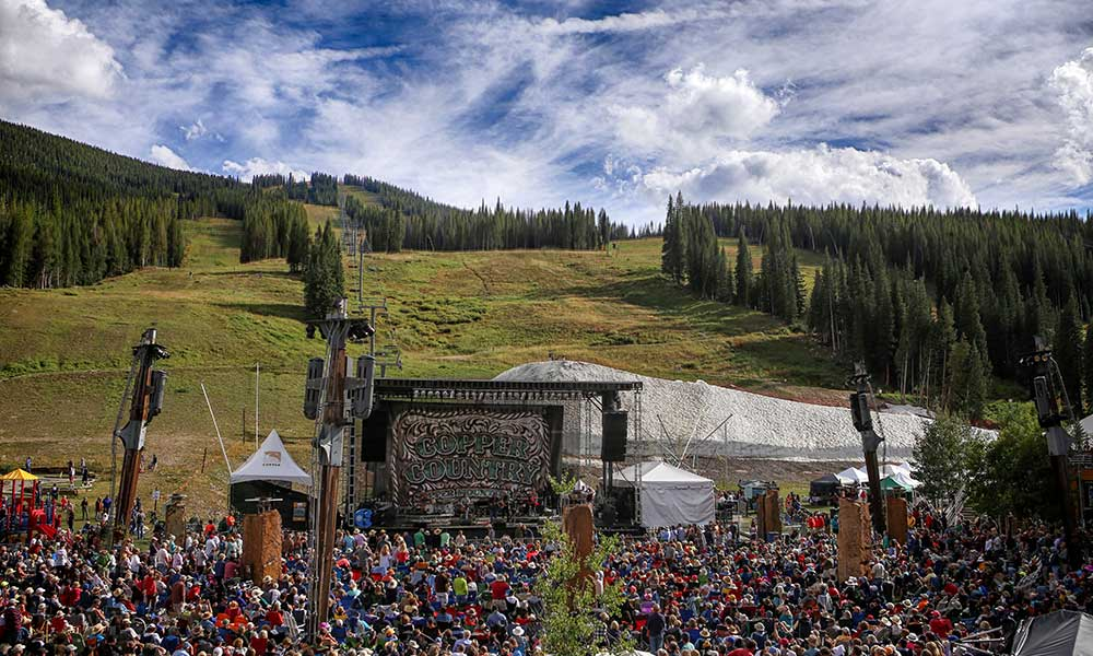EVENTS: Copper Country Music Festival – August 30th  – September 1st