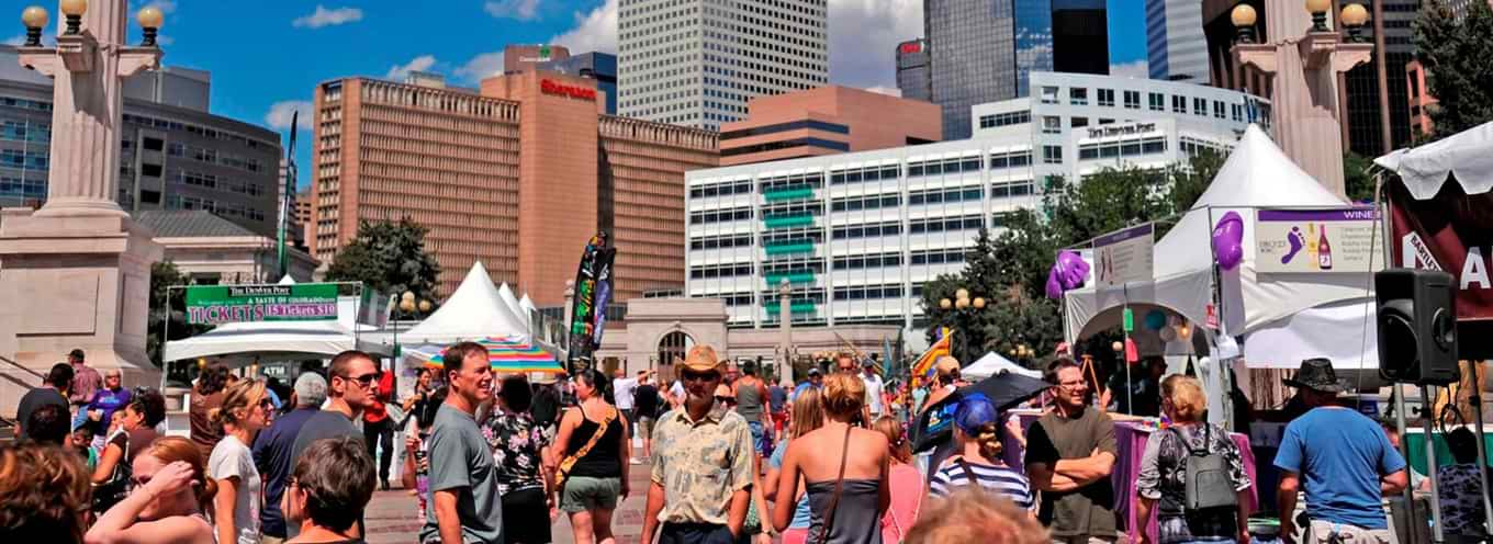 EVENTS: A Taste of Colorado is THIS WEEKEND, August 31st – September 2nd