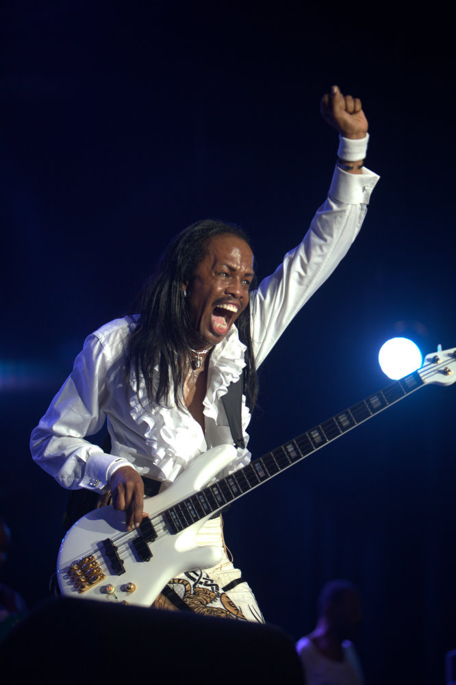 KUDOS: Earth, Wind & Fire – Featuring Denver's Verdine White – to Receive Kennedy Center Award