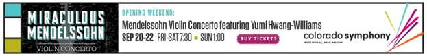 EVENTS: Colorado Symphony: Join Us for a Denver Music Education Convening this October!
