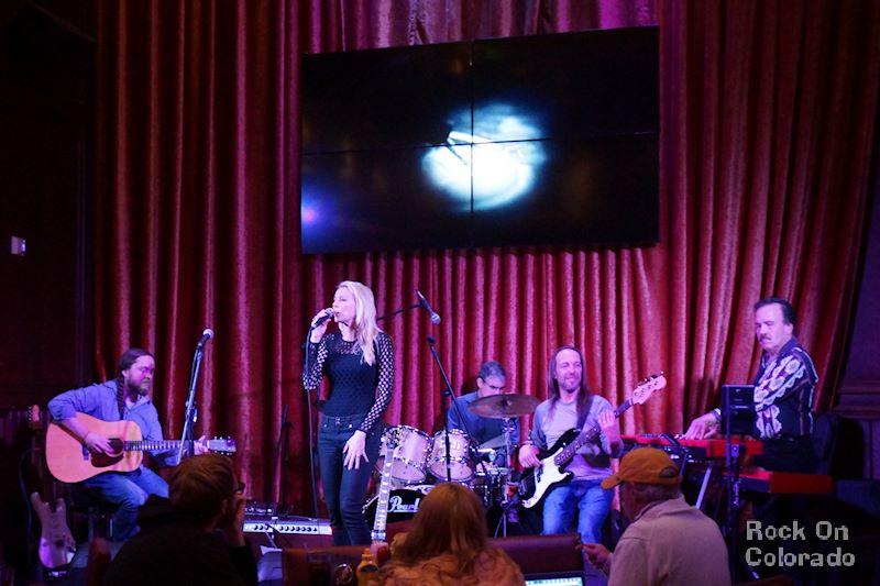 Cass Clayton Band at Hard Rock Cafe, Denver
