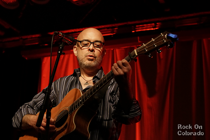 Patrick O'Flynn at COMBO Songwriters Showcase at Walnut Room