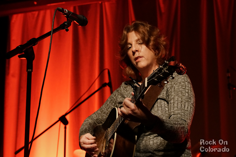 Michelle Roderick and Dave Sampson at COMBO Songwriters Showcase