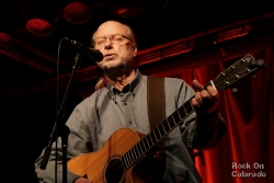 Steve Morrow at COMBO Songwriters Showcase at Walnut Room