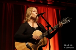 Lisa Selle at COMBO Songwriters Showcase at Walnut Room