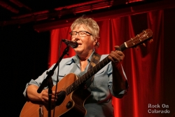 Laurie Dameron at COMBO Songwriters Showcase at Walnut Room