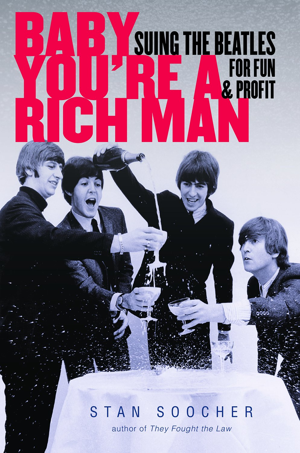 Baby you're a rich man book cover
