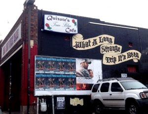 Quixote's West Side art mural.
