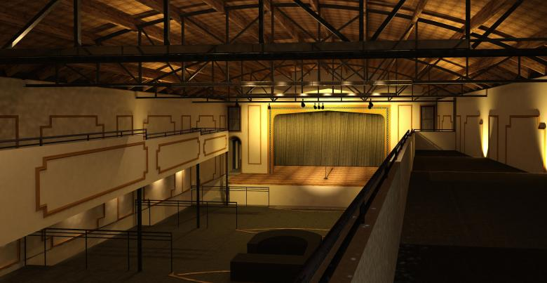 BUSINESS NEWS: Yates Theater Receives Liquor and Cabaret Licenses