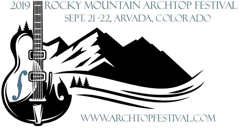 EVENTS: Rocky Mountain Archtop Festival This Weekend