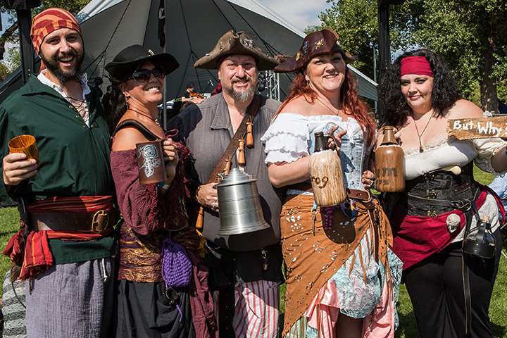 EVENTS: Big Paddy at the Northglenn Pirate Ball, Friday, Sept. 20th