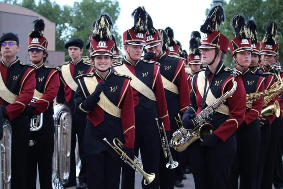 KUDOS: Windsor HS Marching Band Places Second at The Friendship Competition