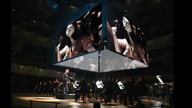 NEWS: Colorado Symphony To Unveil Enhanced 4-Screen Experience For 2019/20 Movie At The Symphony Concerts