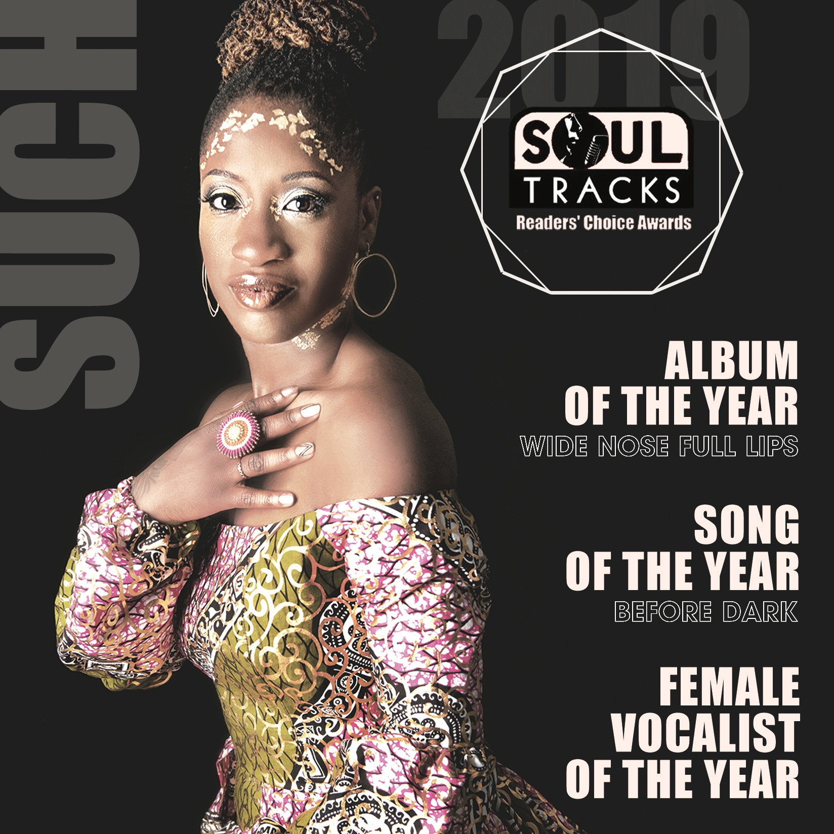 MUSIC NOTES: Local Soul Artist SUCH Asking For Your Votes