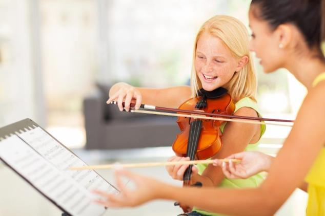 TALENT NEEDED: Golden Music Offers Music Lessons for Children & Adults
