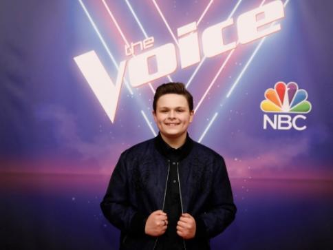 Carter Rubin The Voice