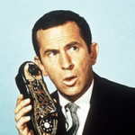 Don Adams, shoe phone,