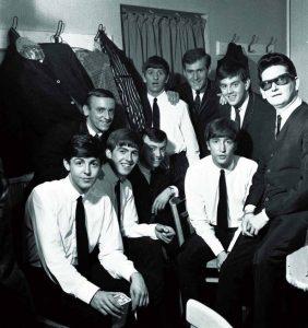 Beatles Roy Orbison